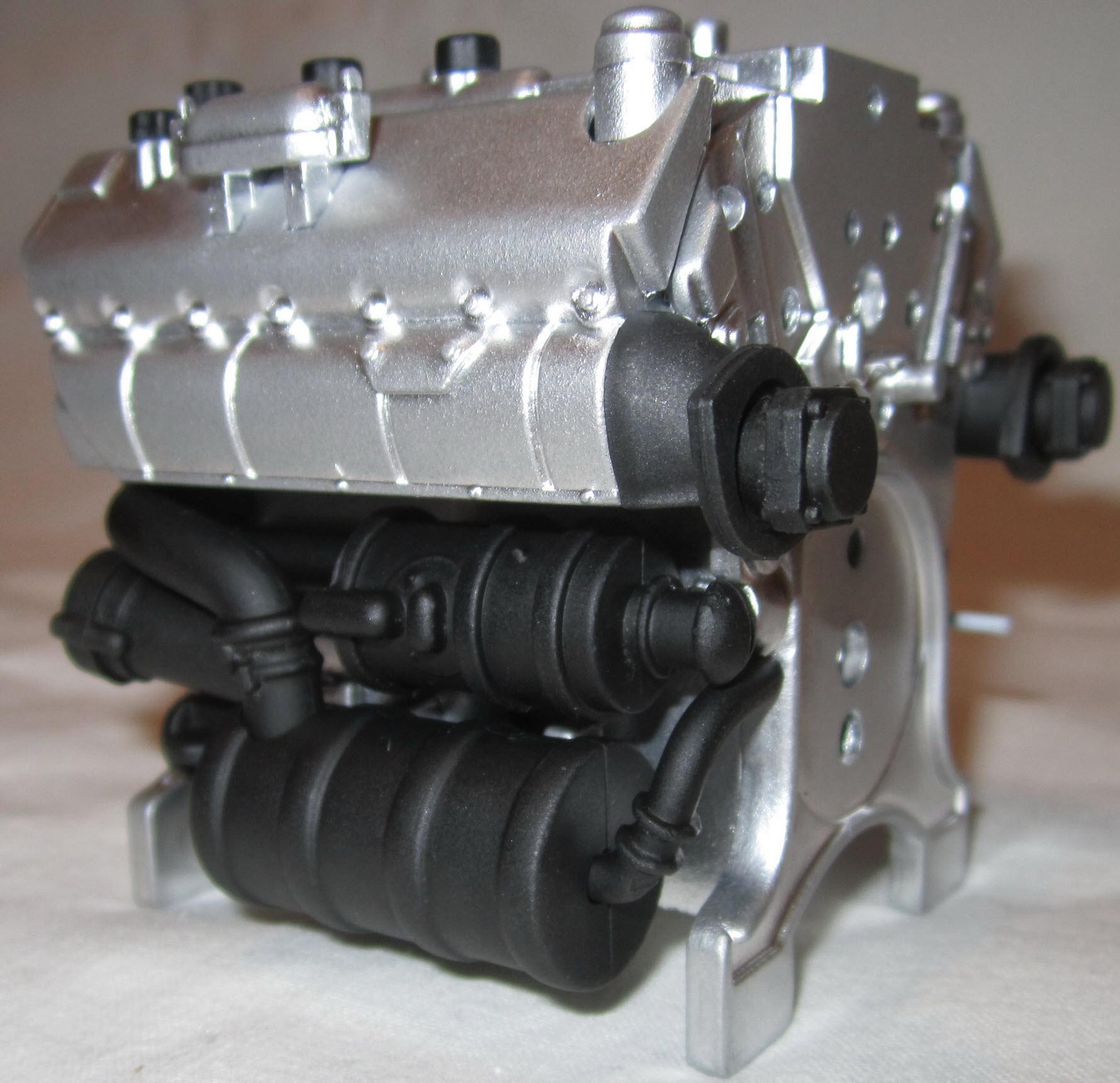 двигатель танка тигр 03