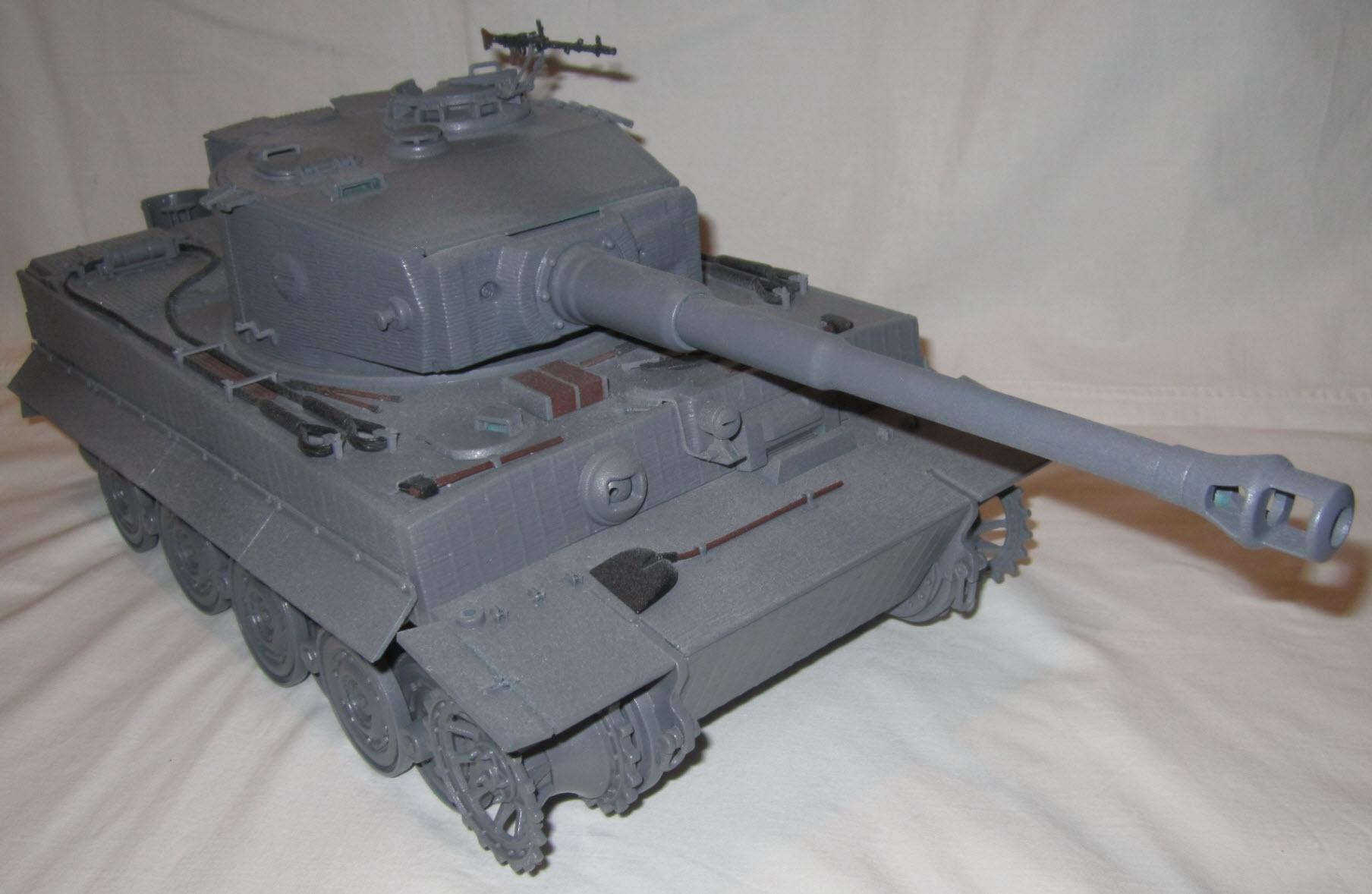 танк тигр 01