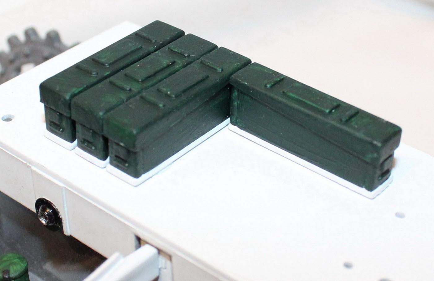 ящики для патронов