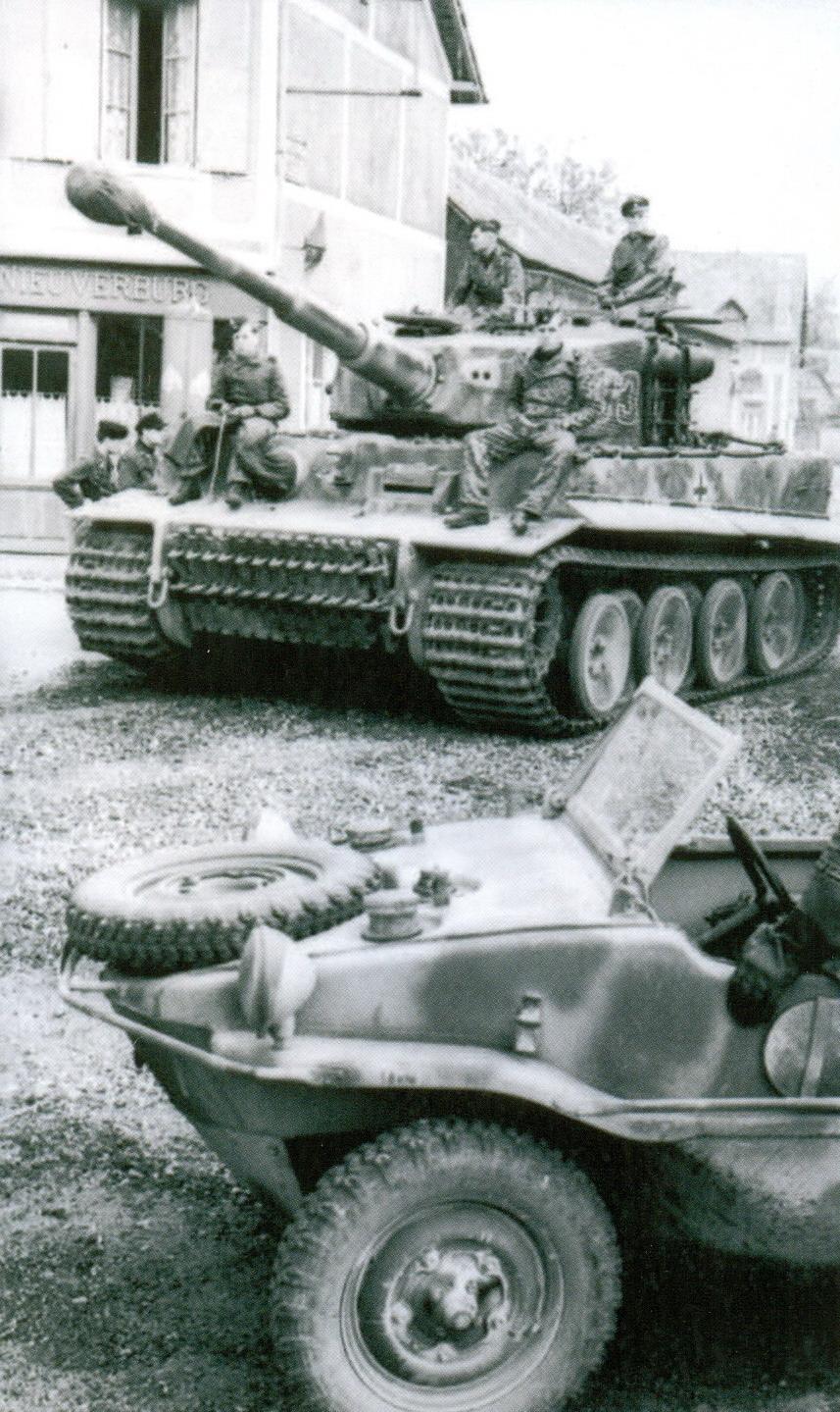 1 «Тигр» №133
