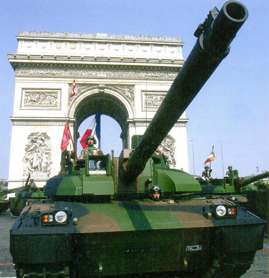 1 танк леклерк