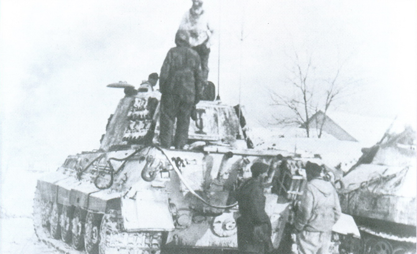 11 Panzer VI версии В