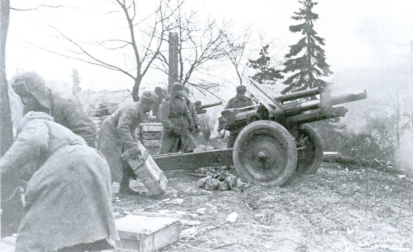 14 Советские артиллерийские войска