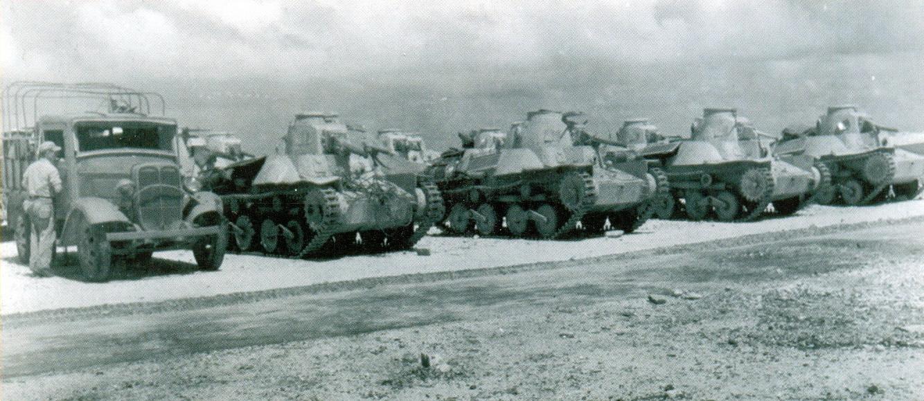 14 Японские бронемашины