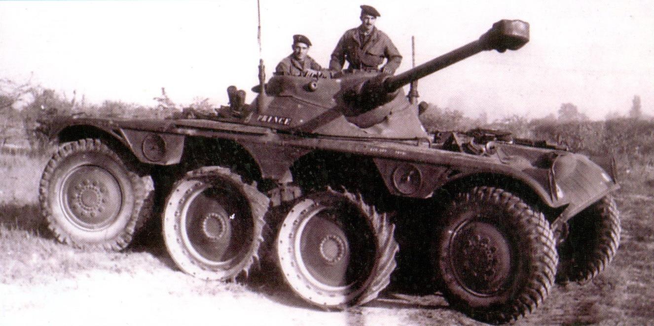 14 бронеавтомобиль панар