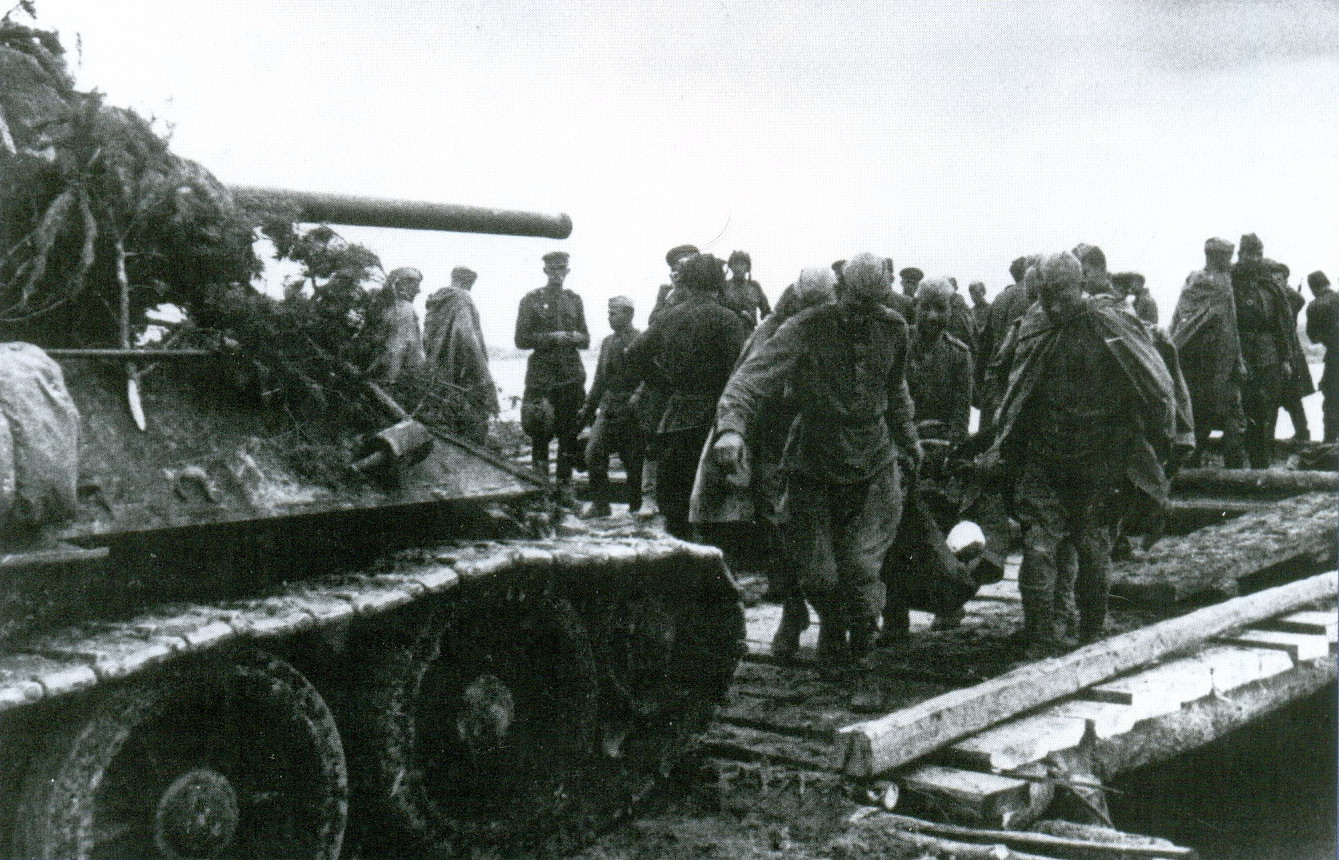16 Красная армия достигла Вислы