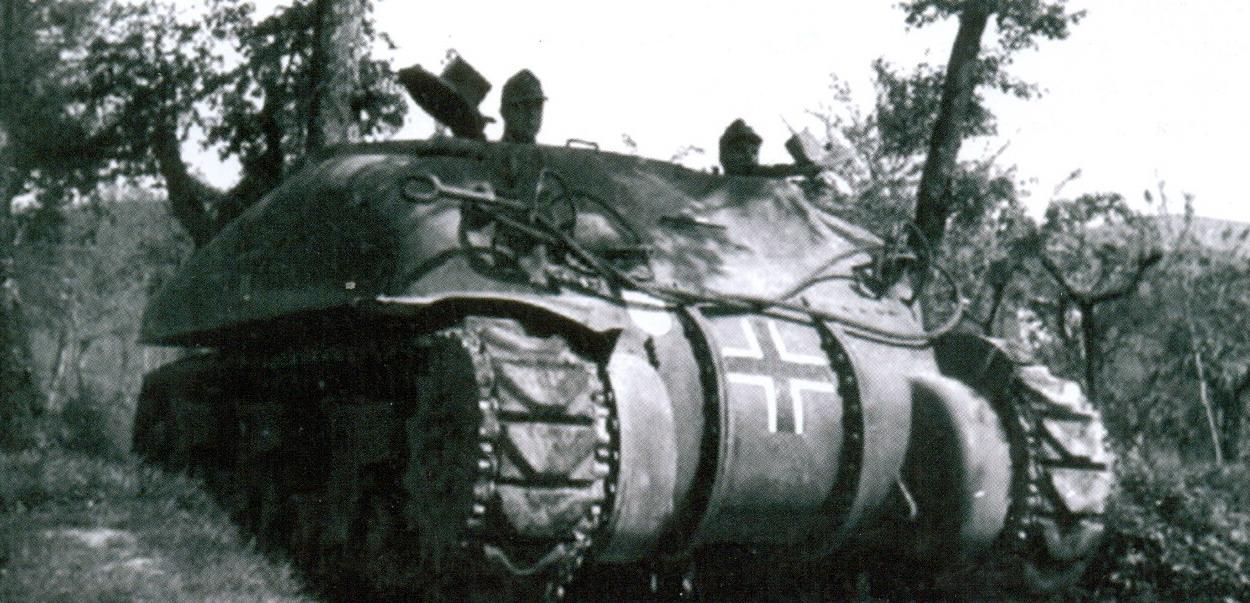 2 М4 «Шерман»