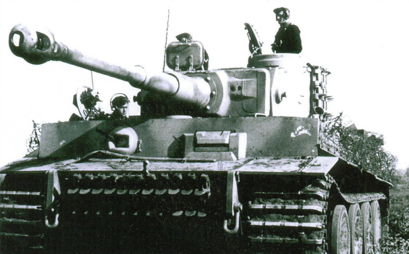 2 тигр 505-го батальона