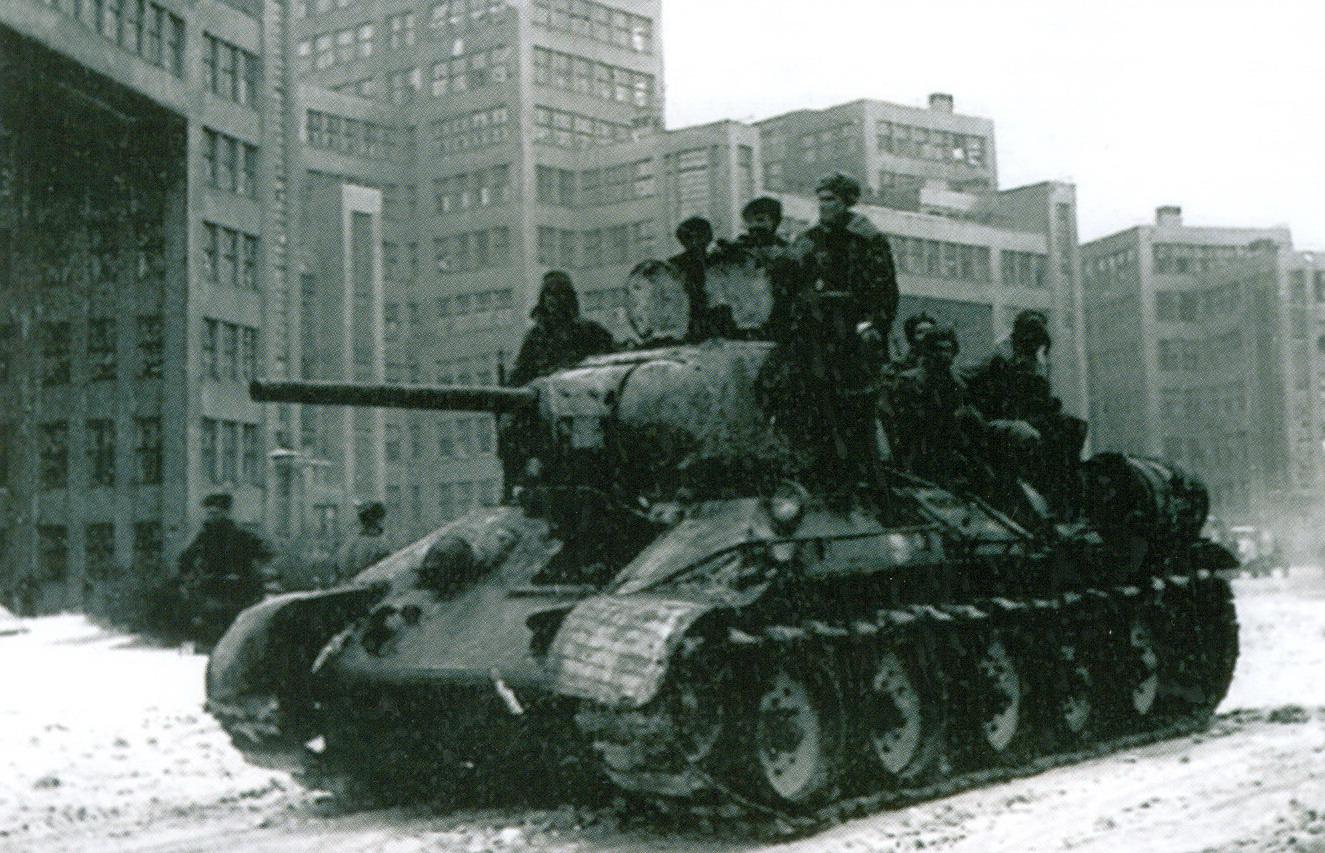 22 T-34