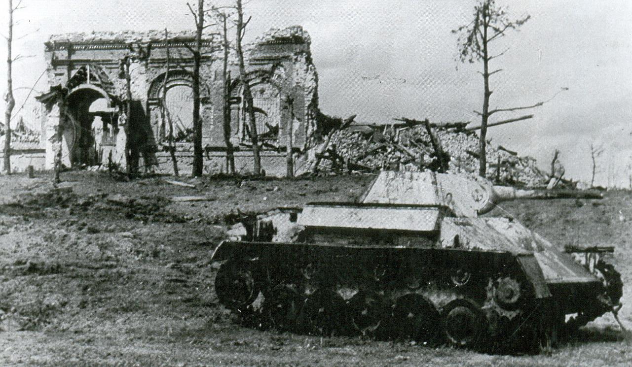 23 Танк Т-70