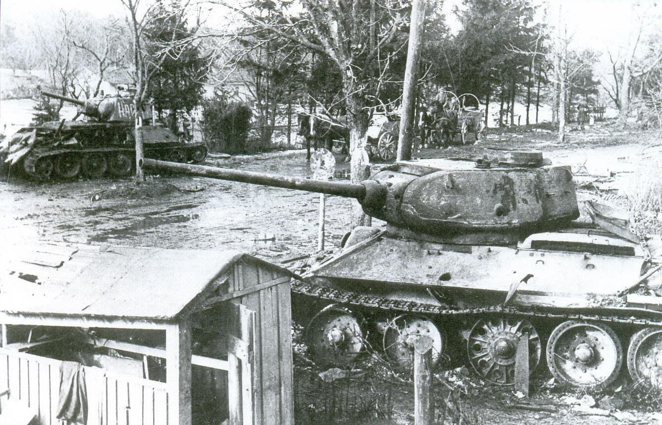 3 t-34