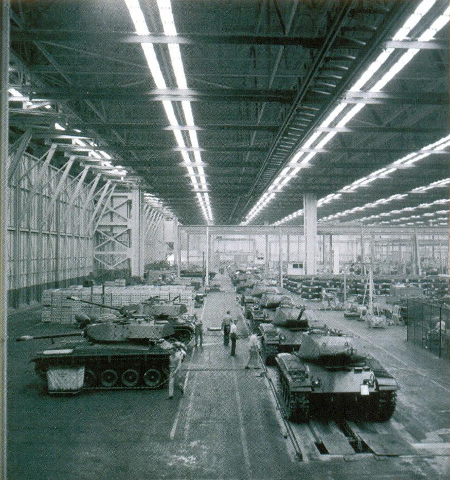 34 цех по производству М41