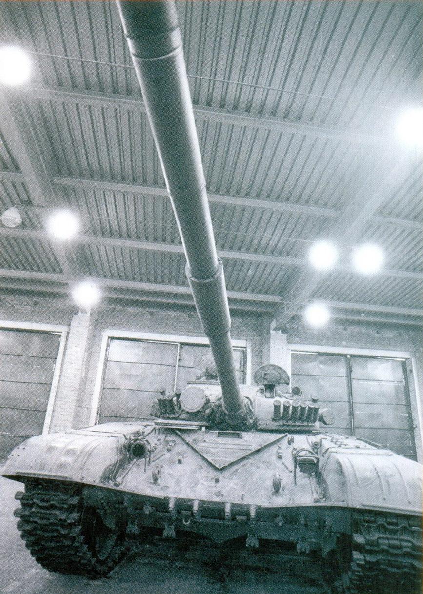 37 Т-72 на Уральском вагоностроительном заводе