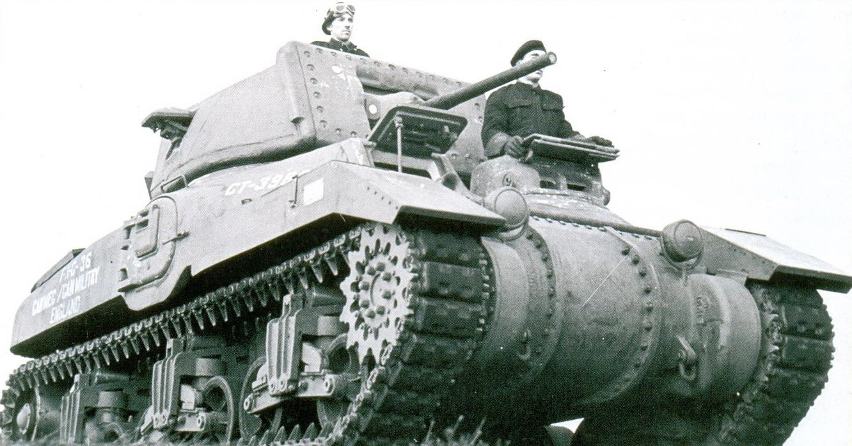 5 Боевой танк «Рэм»