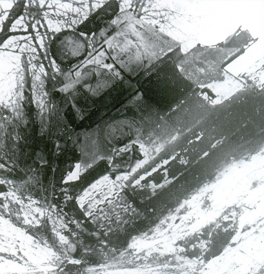 6 танк Т-34