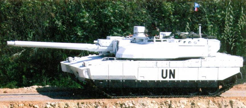 7 танк леклерк