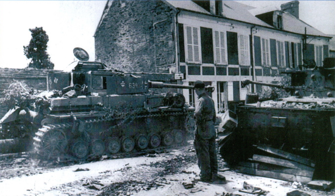 8 Panzer IV