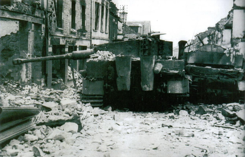 9 Два танка