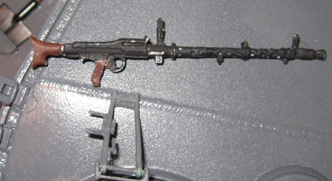 mg-34 и стойка