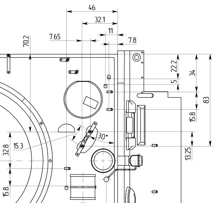 11 Схема крепления деталей