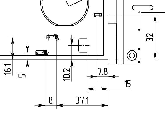 12 Схема крепления деталей