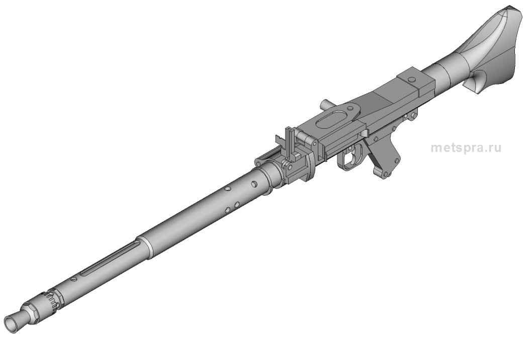 MG-34 (усиленный кожух)