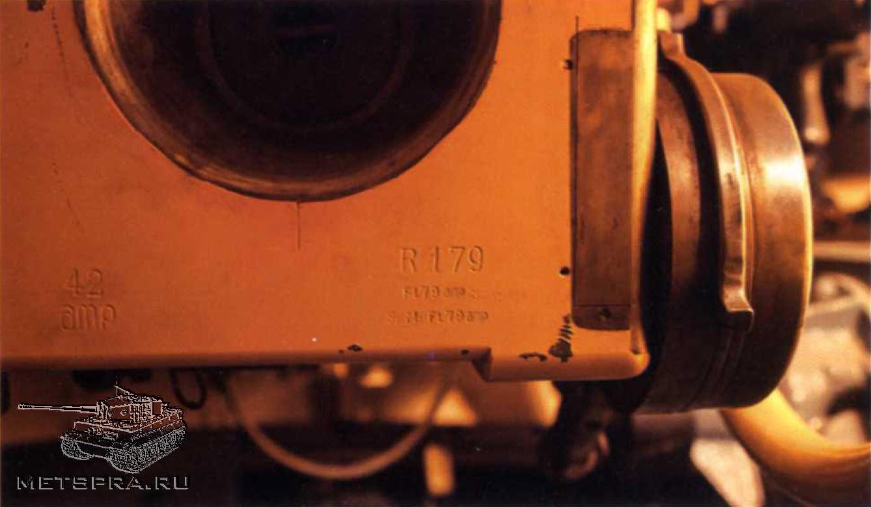 маркировка пушки KwK 36