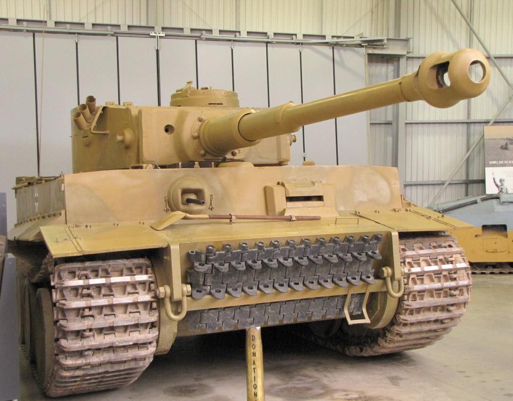 tiger gun KwK36
